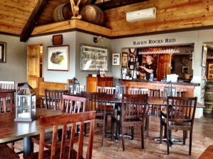 The Tasting Room at Twin Oaks Tavern Winery