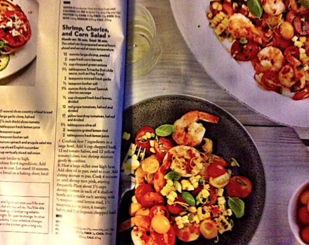 From Cooking Light's 20 Minute Dinners