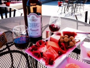 Generous Cheese and Meats can be found at Springfield Manor Winery