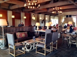 Tasting Room at Early Mountain Vineyards