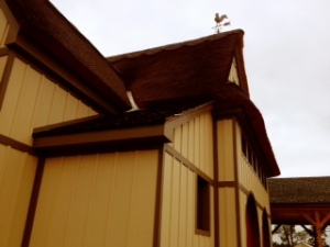 The Thatched Roof of First Colony