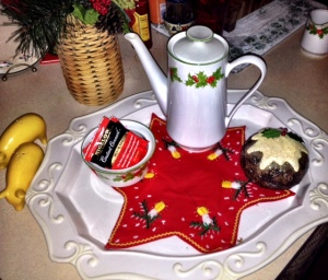 New Year's Day Pot 'o Tea