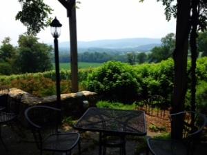 Hillsborough Winery and Vineyards near Leesburg