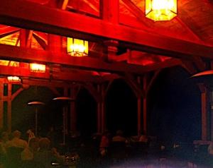 Outdoor Dining at Devil's Knob
